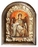 Михаил Арх. Икона Иерусалимская арочная
