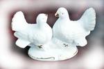 Голуби керамические (164С)