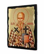 Амвросий Св.Мч., икона синайская, 13 Х 17