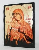 Киккотисса Б.М., икона синайская, 13 Х 17