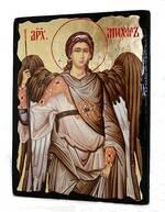 Арх. Михаил (пояс), икона синайская, 13 Х 17