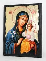 Неувядаемый цвет Б.М., икона синайская, 13 Х 17