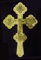 Крест напрестольный требный № 7