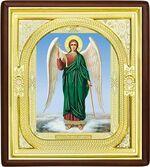 Ангел Хранитель, средняя аналойная икона, риза (Д-1с-06)