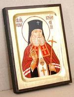 Лука Крымский, икона Греческая, 17 Х 23