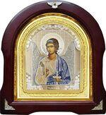 Ангел Хранитель. Аналойная арочная икона (А-01)