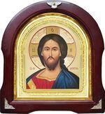 Господь Вседержитель. Аналойная арочная икона (А-21)