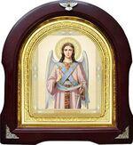 Ангел Хранитель. Аналойная арочная икона (А-03)
