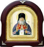 Лука (пояс). Аналойная арочная икона (А-37)