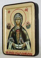Помошница в родах Б.М., икона Греческая, 13 Х 17