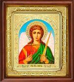 Ангел Хранитель, икона в деревянной рамке (Д-16пс-02)