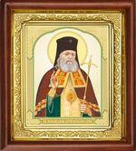 Лука Крымский, икона в деревянной рамке (Д-16пс-37)