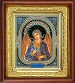 Ангел Хранитель, икона в деревянной рамке (Д-16пс-04)