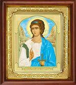 Ангел Хранитель, икона в деревянной рамке (Д-16пс-03)