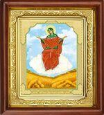 Спорительница хлебов Б.М., икона в деревянной рамке (Д-16пс-57)