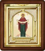 Покров Б.М., малая аналойная икона, риза (Д-3с-50)