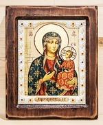 Ченстоховская Б.М., Икона Византикос, полуоклад, 12Х14