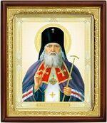 Лука Крымский, икона в деревянной рамке (Д-18пс-37)