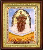 Спорительница хлебов Б.М., икона в деревянной рамке (Д-18пс-57)