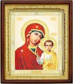 Казанская Б.М.,икона в деревянной рамке (Д-18пс-83)