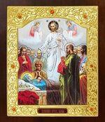 Успение Пресвятой Богородицы. Икона в окладе средняя (Д-21-94)