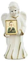 Ангел с иконой Матроны