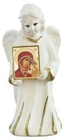 Ангел с иконой Казанской Б.М.