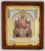 Спиридон Тримифунтский, икона аналойная, риза, упаковка, (17 Х 19)
