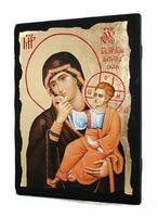 Ватопедская Б.М., икона синайская, 13 Х 17