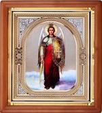 Арх. Михаил (рост), икона аналойная, риза, упаковка, (23 Х 26)