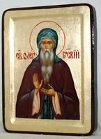 Олег Св.Муч., икона Греческая, 13 Х 17