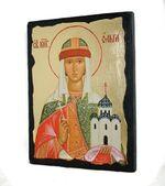 Ольга Св.Кнг., икона синайская, 13 Х 17