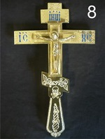 Крест напрестольный требный № 8