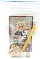 Светлана. Святая мученица. Набор для домашней молитвы (Zip-Lock). Лик, молитва, свечка, ладан, крестик