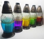 Неугасимая лампада 20-01 цветная МИКС