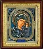 Казанская Б.М.,икона в деревянной рамке (Д-18пс-10)