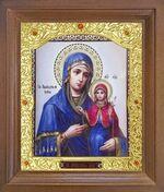 Анна, Св.Пр. Икона в деревянной рамке с окладом (Д-26псо-102)