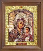 Вифлеемская Б.М. Икона в деревянной рамке с окладом (Д-26псо-107)