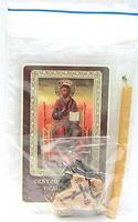 Марк. Св. ап. Набор для домашней молитвы (Zip-Lock). Лик, молитва, свечка, ладан, крестик