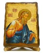 Адам, икона под старину, на дереве (17х23)