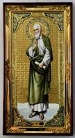 Апостол Симон (рост), с багетом. Большая Храмовая икона (58 х 110)