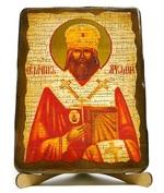 Аркадий, Св.Муч., икона под старину, на дереве (17х23)