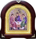 Троица. Аналойная арочная икона (А-62)