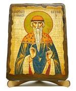 Вадим, Св.Муч., икона под старину, на дереве (17х23)