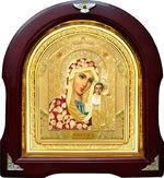 Казанская Б.М. Аналойная арочная икона (А-09)