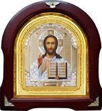 Спаситель. Аналойная арочная икона (А-15)