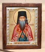 Питирим Тамбовский, святитель, Икона Византикос, полуоклад, 12Х14