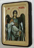 Арх. Михаил, икона Греческая, 13 Х 17