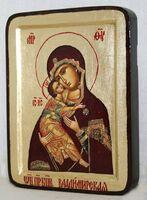 Владимирска Б.М., икона Греческая, 13 Х 17
