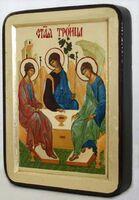 Троица, икона Греческая, 13 Х 17